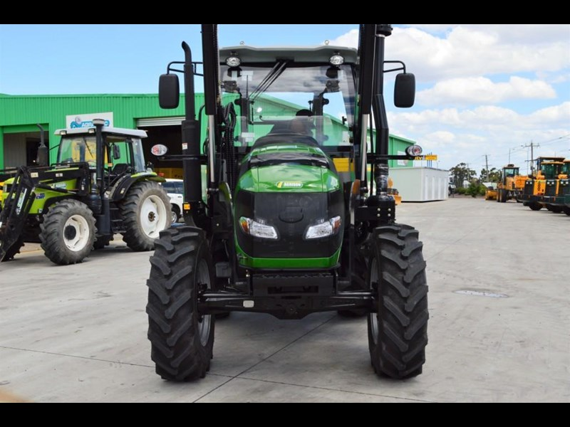 agrison 80hp cdf cabin - 4in1 bucket - 5 year warranty - free 6ft slasher! 424777 021