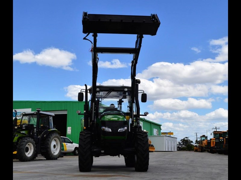 agrison 80hp cdf cabin - 4in1 bucket - 5 year warranty - free 6ft slasher! 424777 025