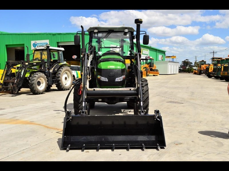 agrison 80hp cdf cabin - 4in1 bucket - 5 year warranty - free 6ft slasher! 424777 029