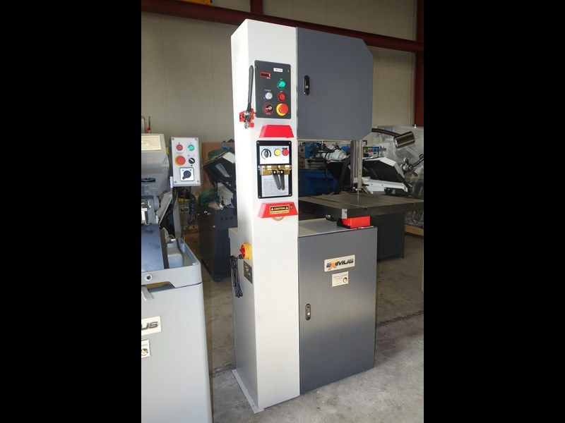 eximus lvs-360 vertical bandsaw 531286 003
