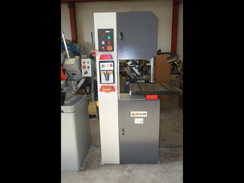 eximus lvs-360 vertical bandsaw 531286 005