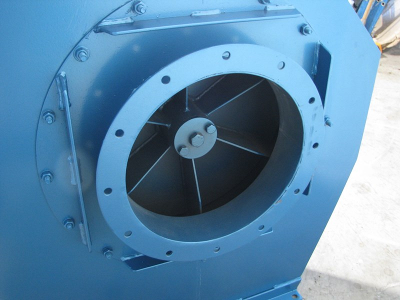 abb centrifugal blower fan - 17kw 532843 007