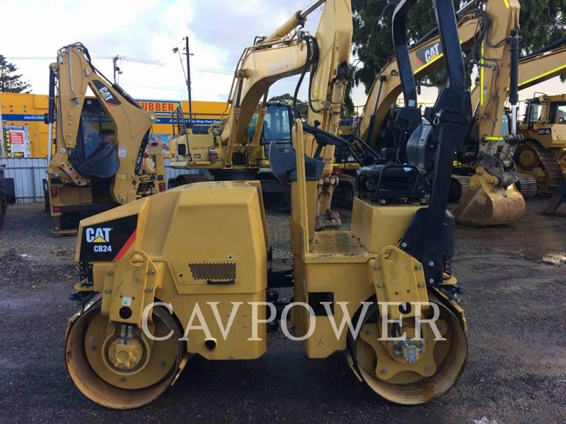 caterpillar cb24 469415 023