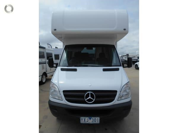 mercedes-benz platinum 4 berth beach 543538 013