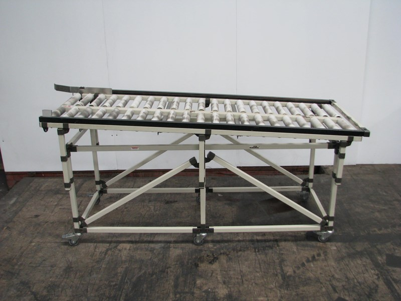 rodwell wide roller conveyor - 2m long 545733 001