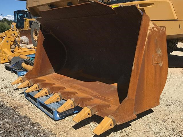 caterpillar 963d gp bucket 546992 001