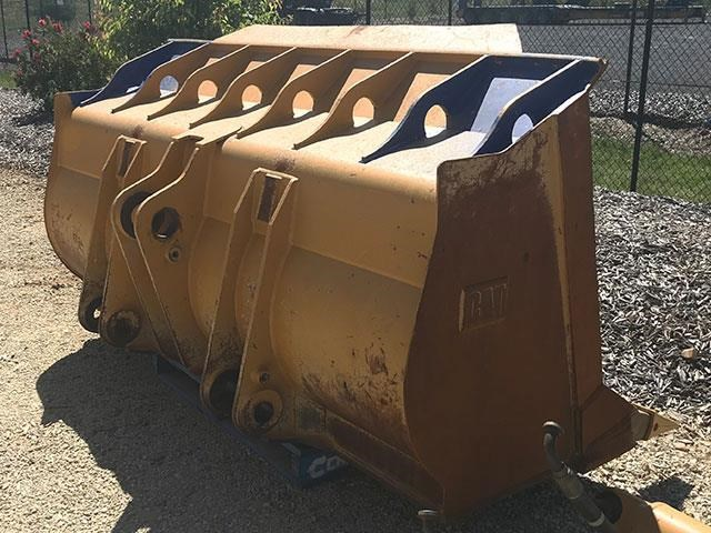 caterpillar 963d gp bucket 546992 011