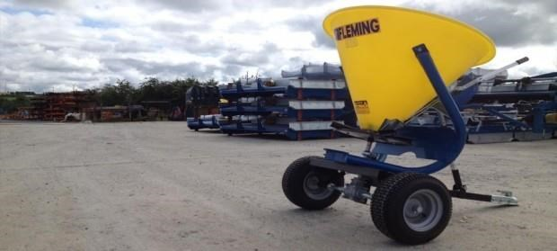 fleming 213l trailed spreader 524687 007