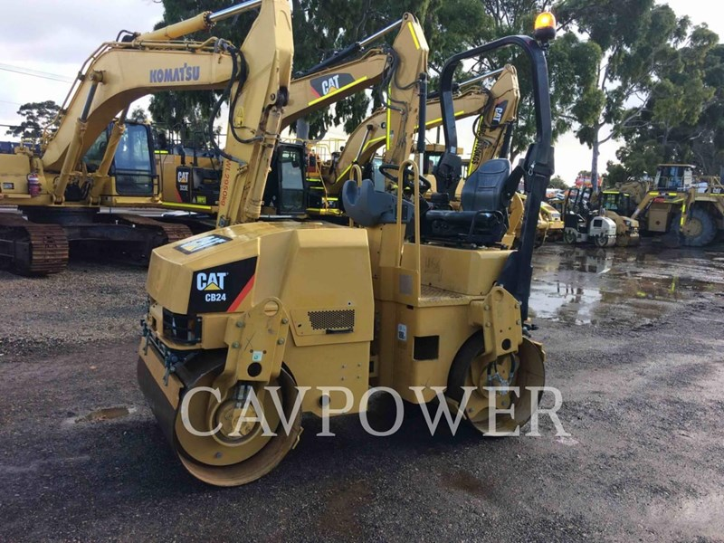 caterpillar cb24 469415 005
