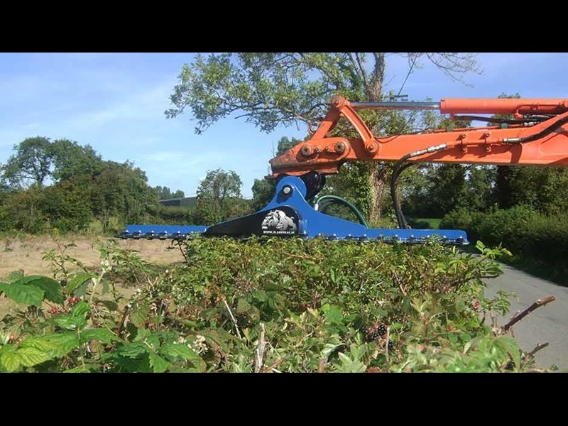 slanetrac hc-150 hedge cutter with hitch 550866 001