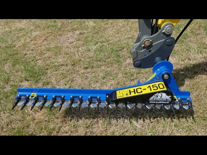 slanetrac hc-150 hedge cutter with hitch 550866 003