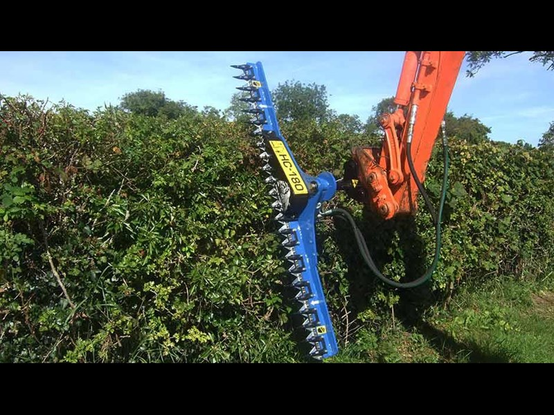 slanetrac hc-180 hedge cutter with hitch 550874 001