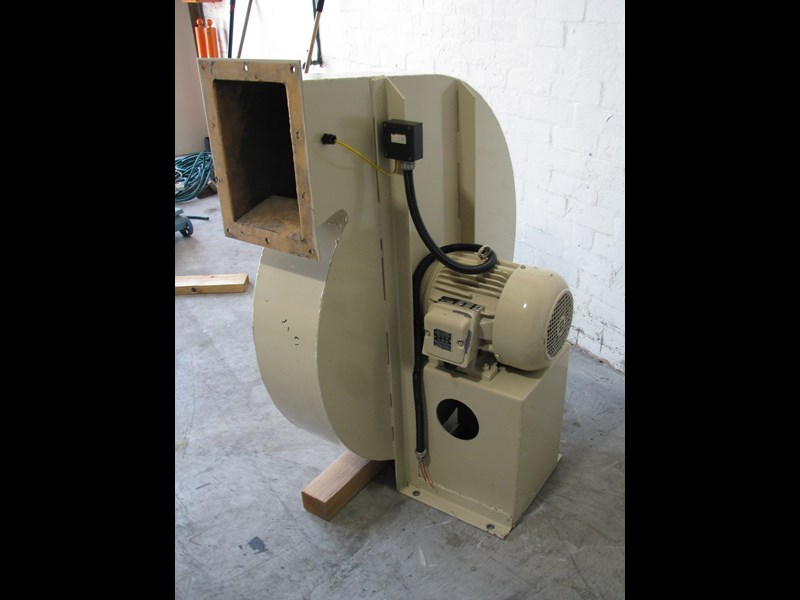 blower centrifugal fan - 5.5kw 551855 003