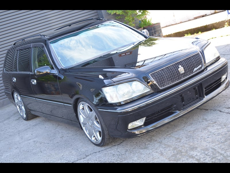 toyota crown 518294 005
