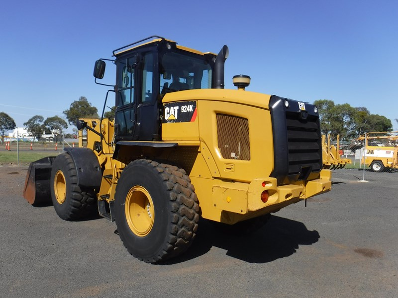 caterpillar 924k loader 529073 009