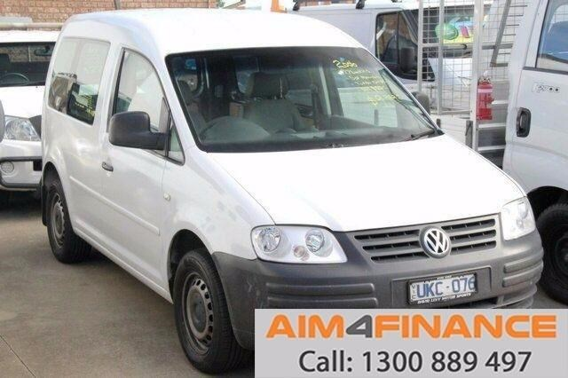 volkswagen caddy 558377 001