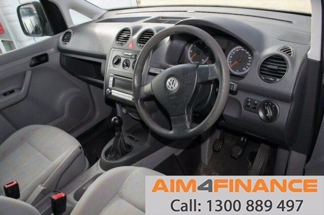 volkswagen caddy 558377 007