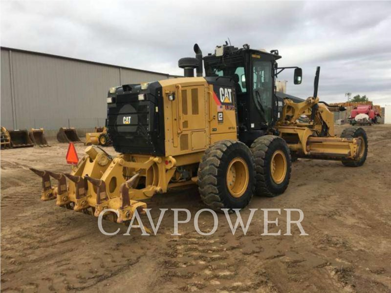 caterpillar 140m2awd 561592 005