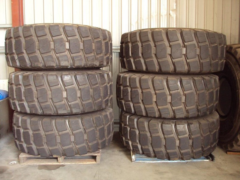 techking tyres 23.5 r25 radial e3/l3 562528 001