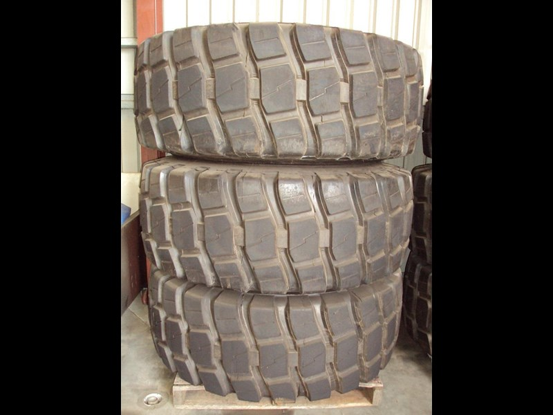 techking tyres 23.5 r25 radial e3/l3 562528 005