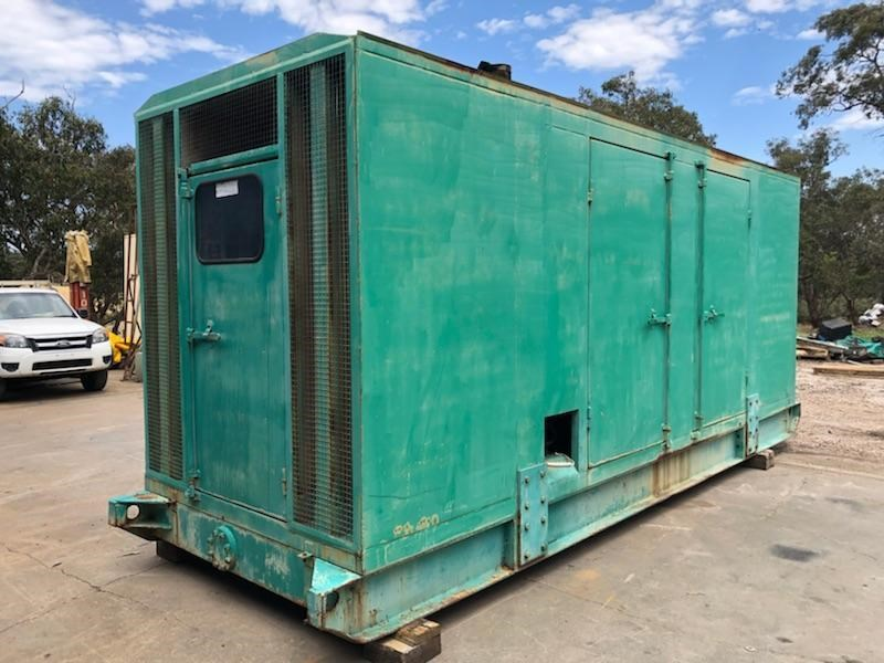 cummins onan 500kva stand by rated 564535 001