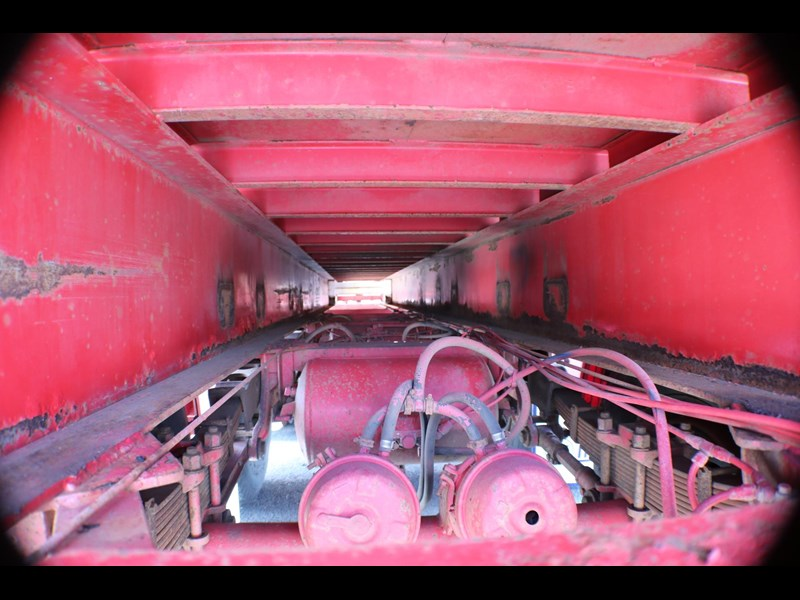 haulmark flat top extendable semi trailer 568096 011