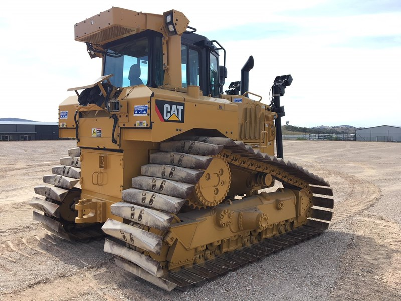 caterpillar d6t lgp waste handler 564644 009