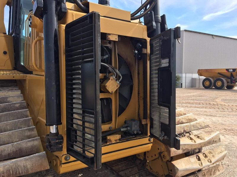 caterpillar d6t lgp waste handler 564644 025