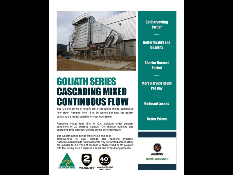 agridry goliath grain dryer 384031 009