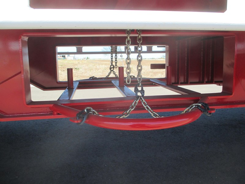 "mammoth trailer equipment new 45"" drop deck trailer 577531 037"