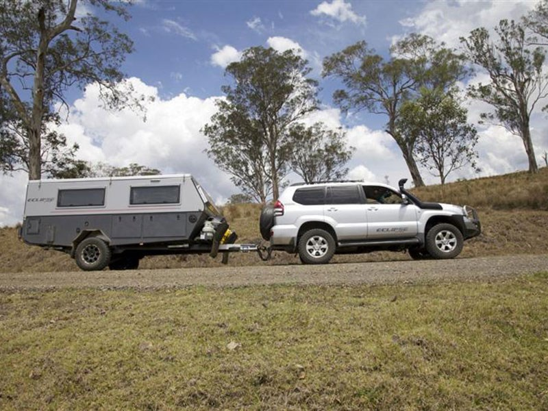 Model New AUSTRALIAN OFF ROAD QUANTUM III Caravans For Sale