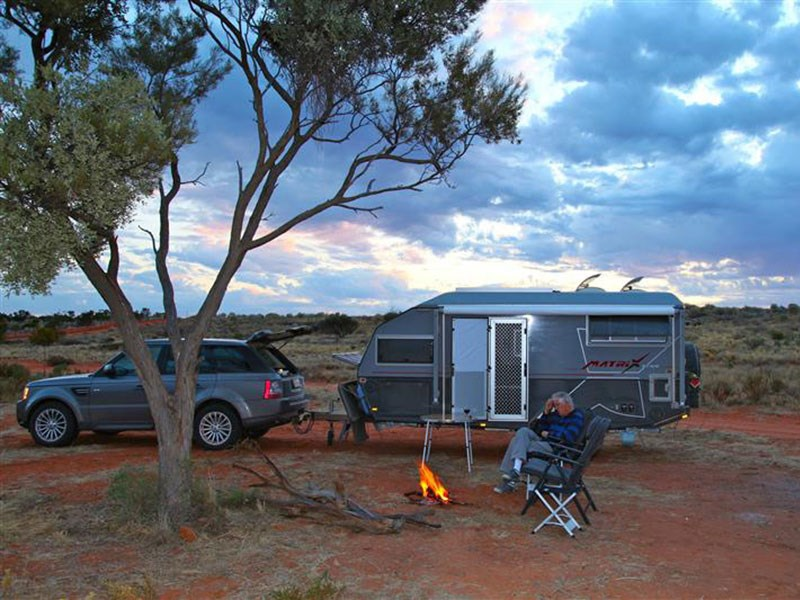 Creative Australians Love Hitting The Road To Travel, And Its Not Unusual To See A Parade Of Caravans And RVs Recreational Vehicles Travelling All Over Our Wide Brown Land Caravan Use In Australia Has  The Van Anyway And Headed Off On Their First