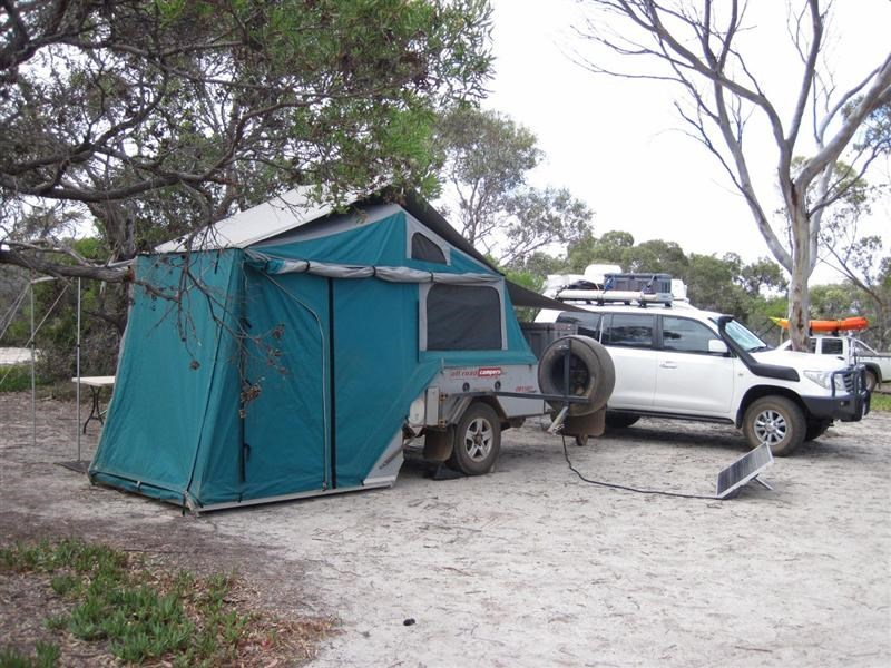 Model Outdoor Tech Camper Trailers  Australian Geographic