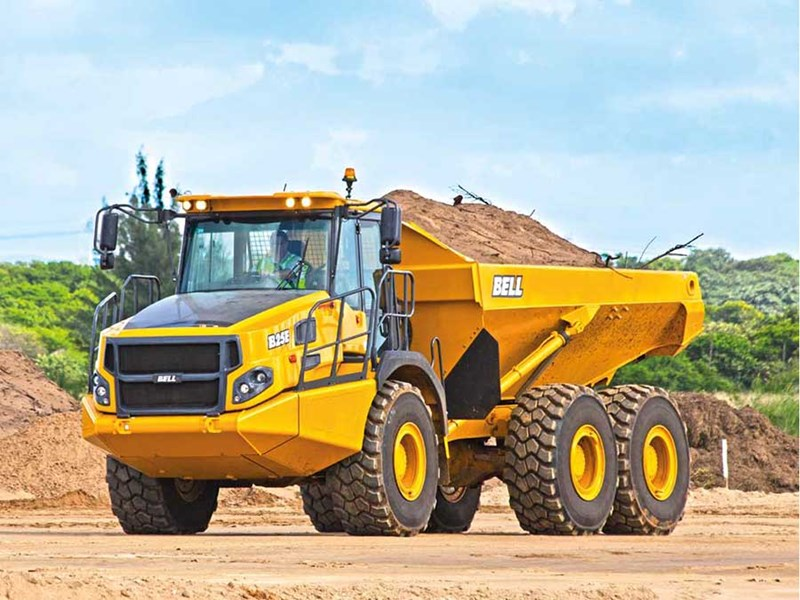 New BELL B25E Trucks for sale