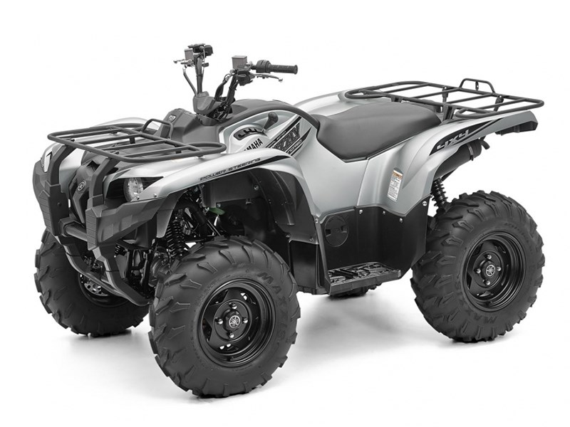 Yamaha grizzly 700 4x4 yfm700fap motorcycles specification for Yamaha grizzly 800