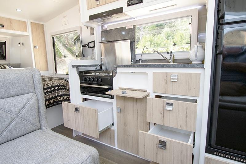 Wonderful New JB CARAVANS Gator Caravans For Sale
