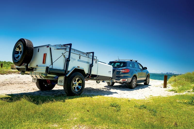 Excellent Trailer Off Road Camper Trailer Camping Trailers Travel Trailers