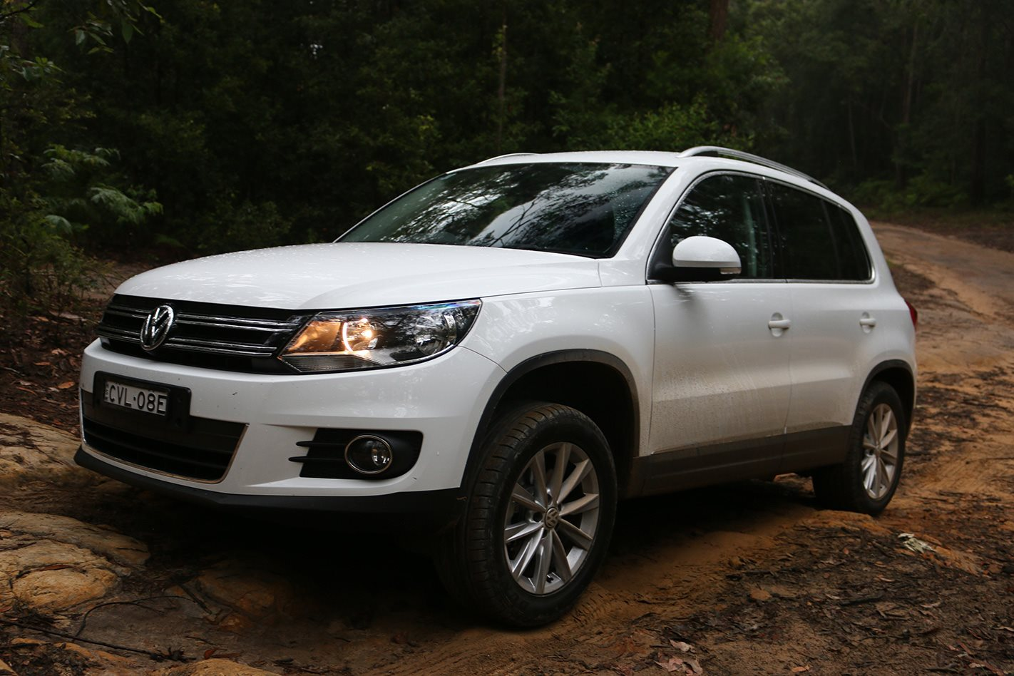 volkswagen tiguan 130tdi review 4x4 australia. Black Bedroom Furniture Sets. Home Design Ideas