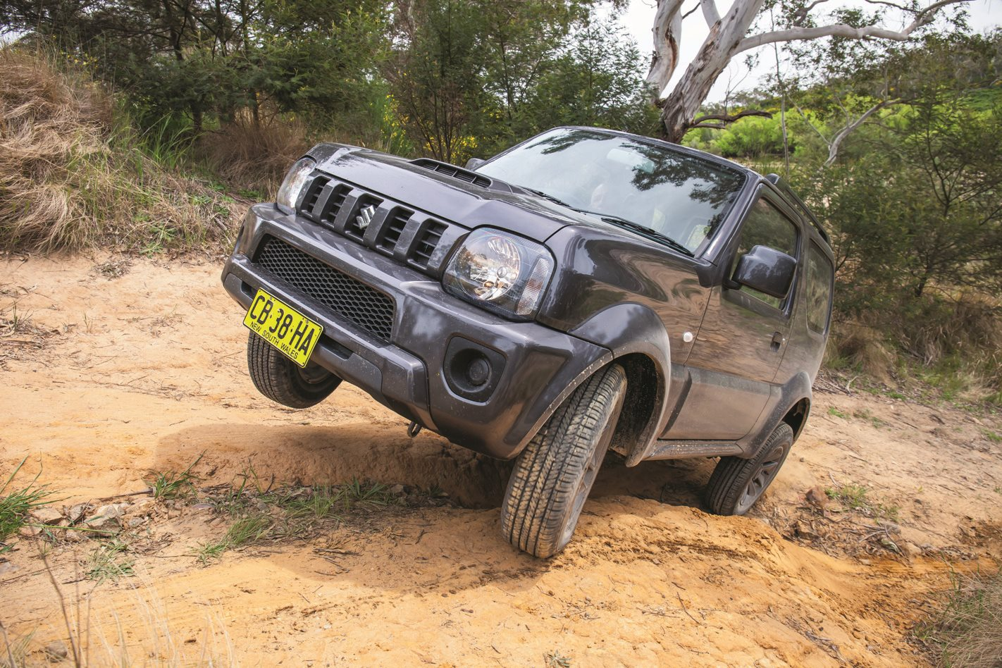 suzuki jimny sierra driven 4x4 australia. Black Bedroom Furniture Sets. Home Design Ideas
