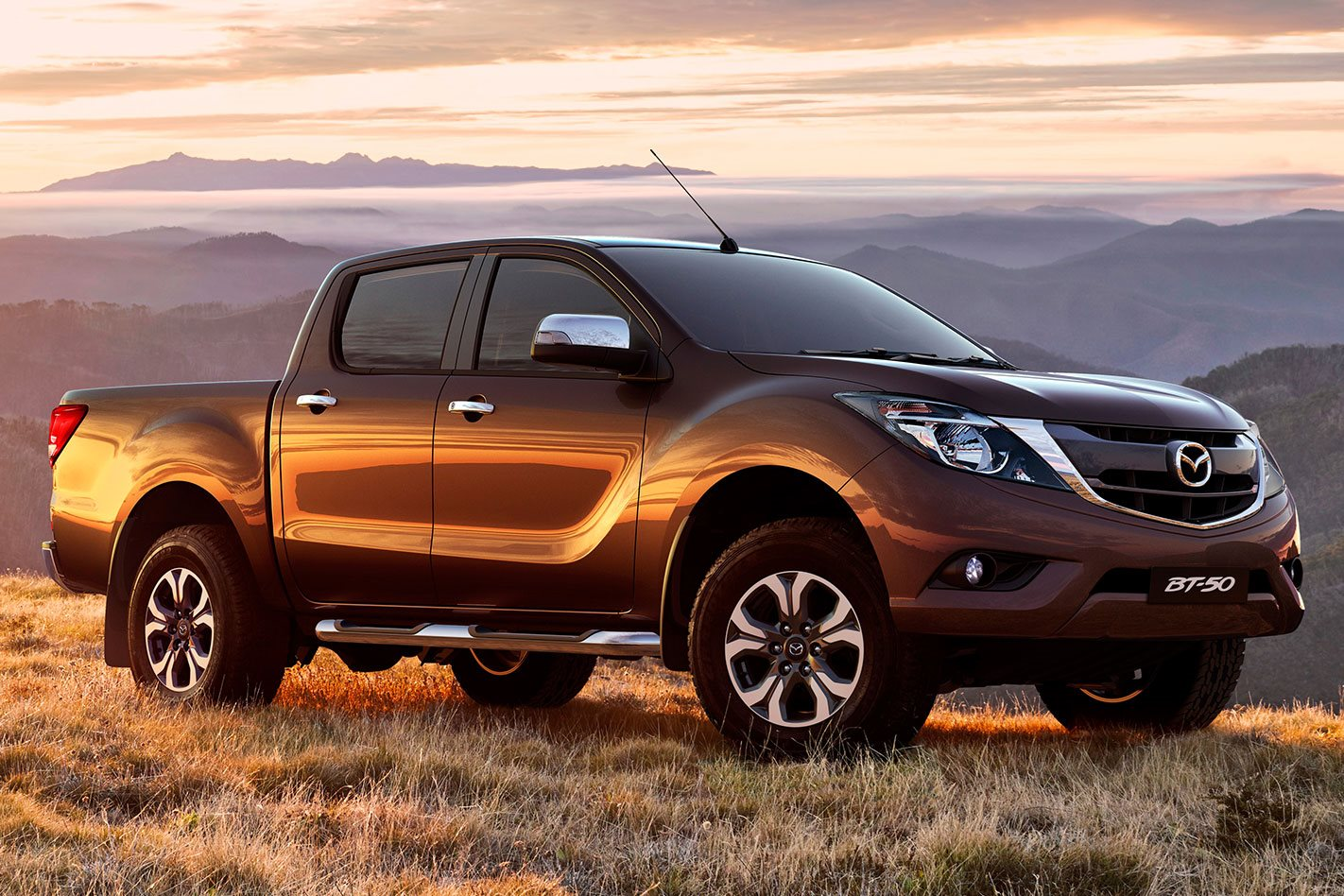revamped mazda bt 50 set for australia 4x4 australia. Black Bedroom Furniture Sets. Home Design Ideas