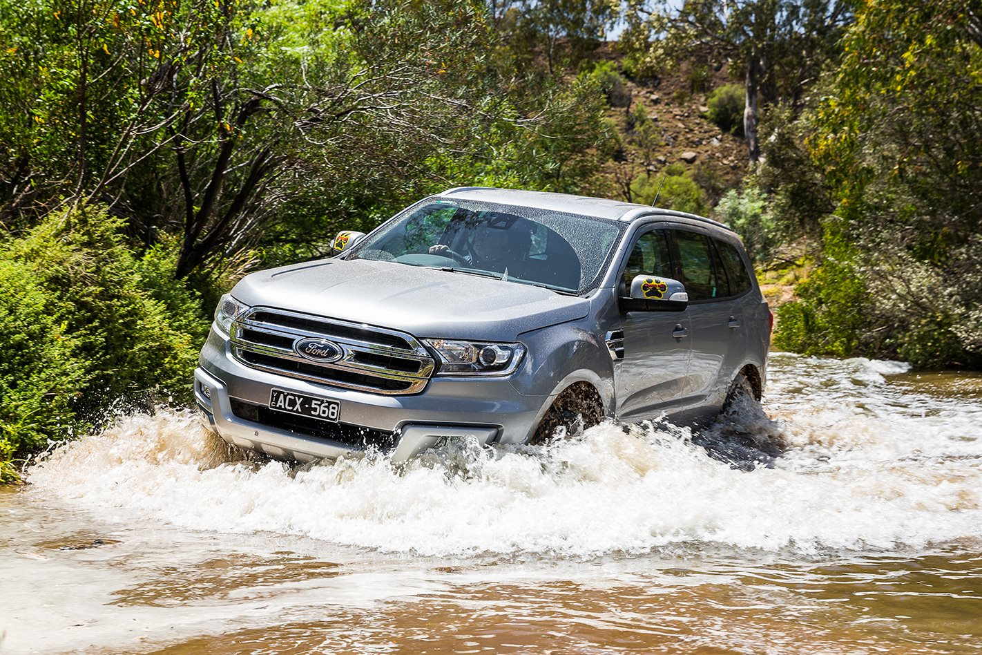 4x4 Of The Year 2016 Winner Ford Everest 4x4 Australia