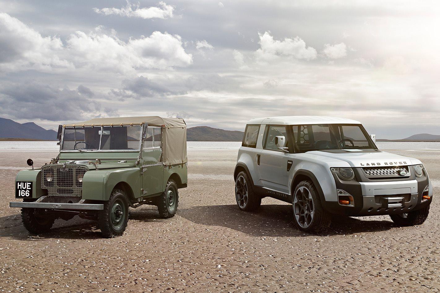 Land Rover History 4x4 Australia
