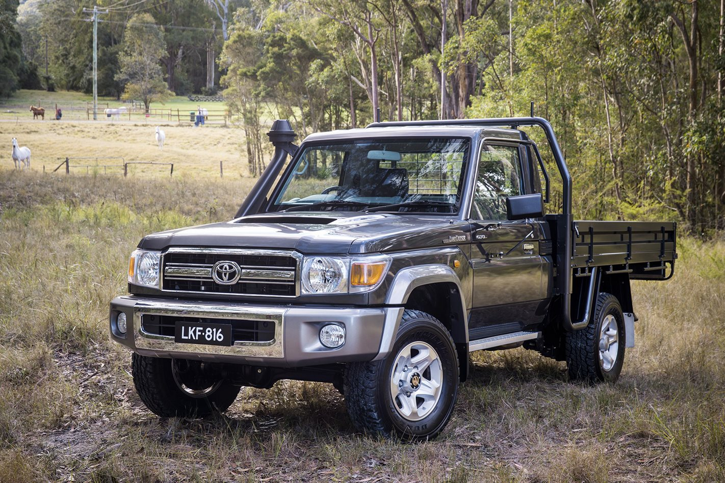 Toyota Landcruiser 70 Series Receives Updates Ahead Of Q4