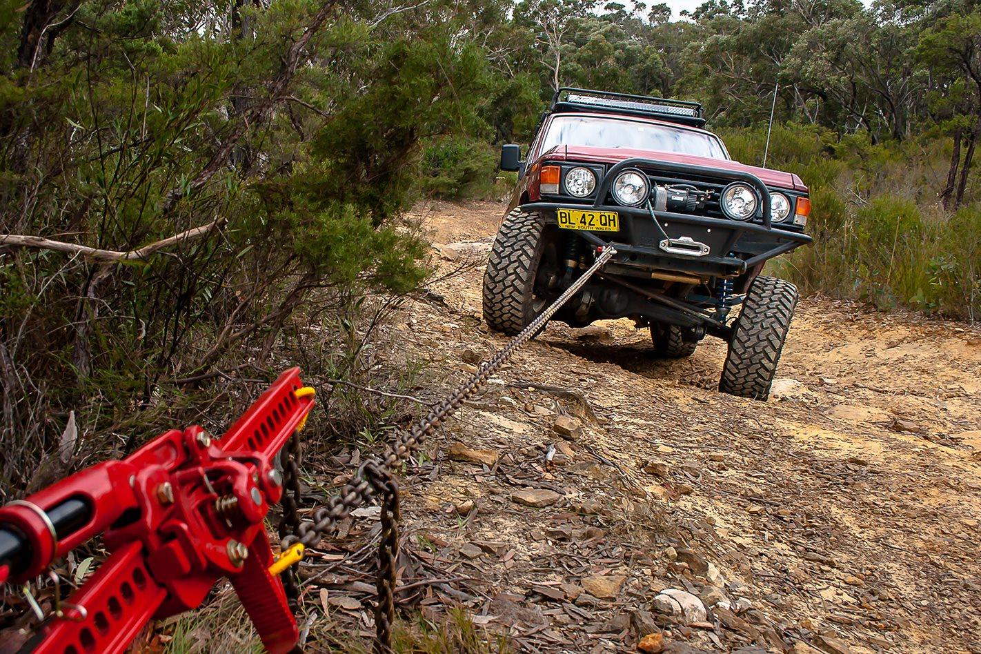 How To Using A High lift Jack 4X4 Australia