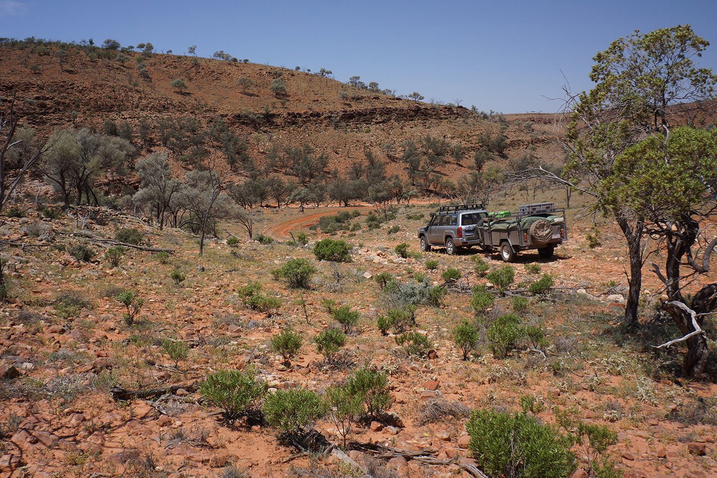 Corner Country Nsw 4x4 Australia