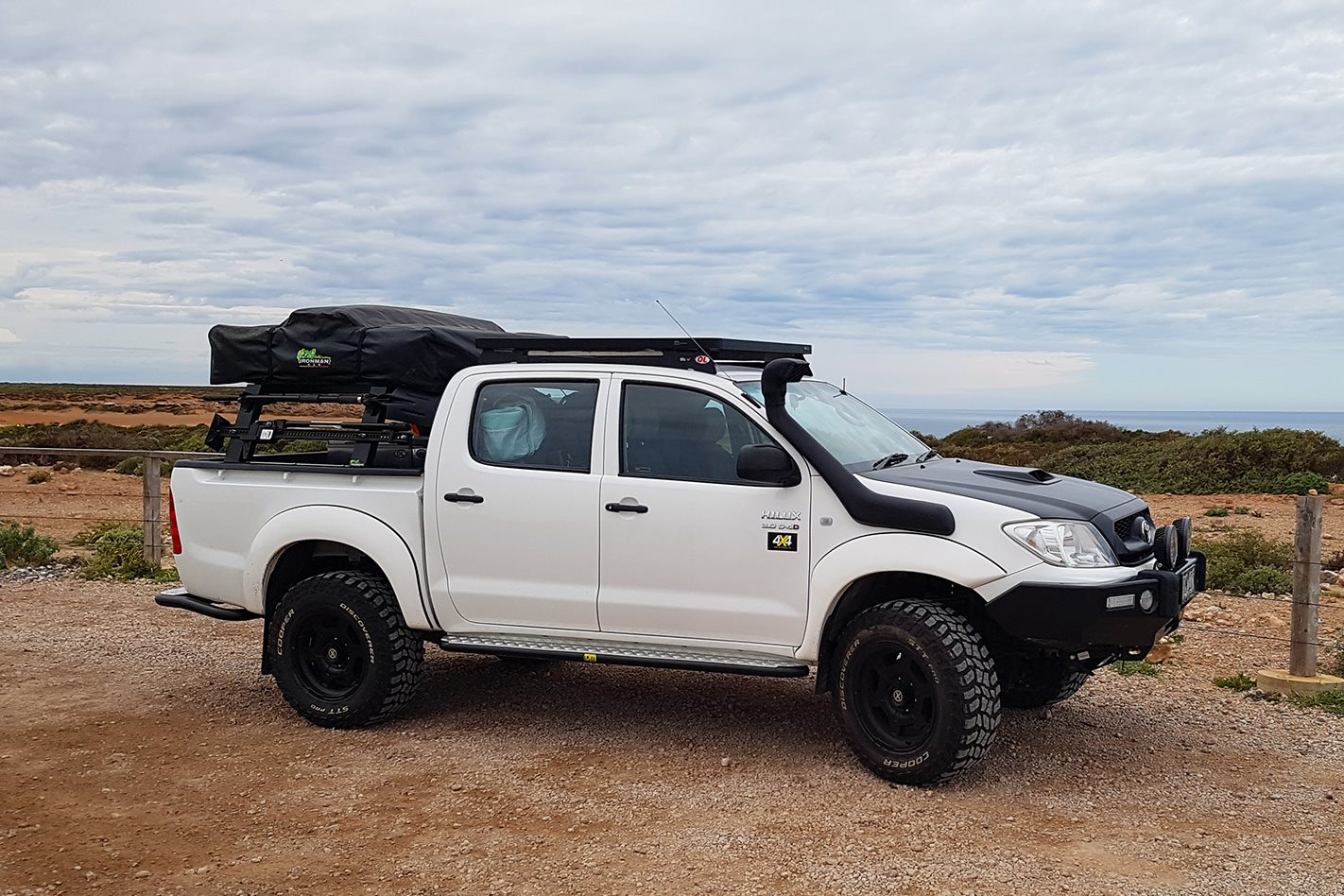 Video Project Toyota Hilux Winner Claims Prize 4x4