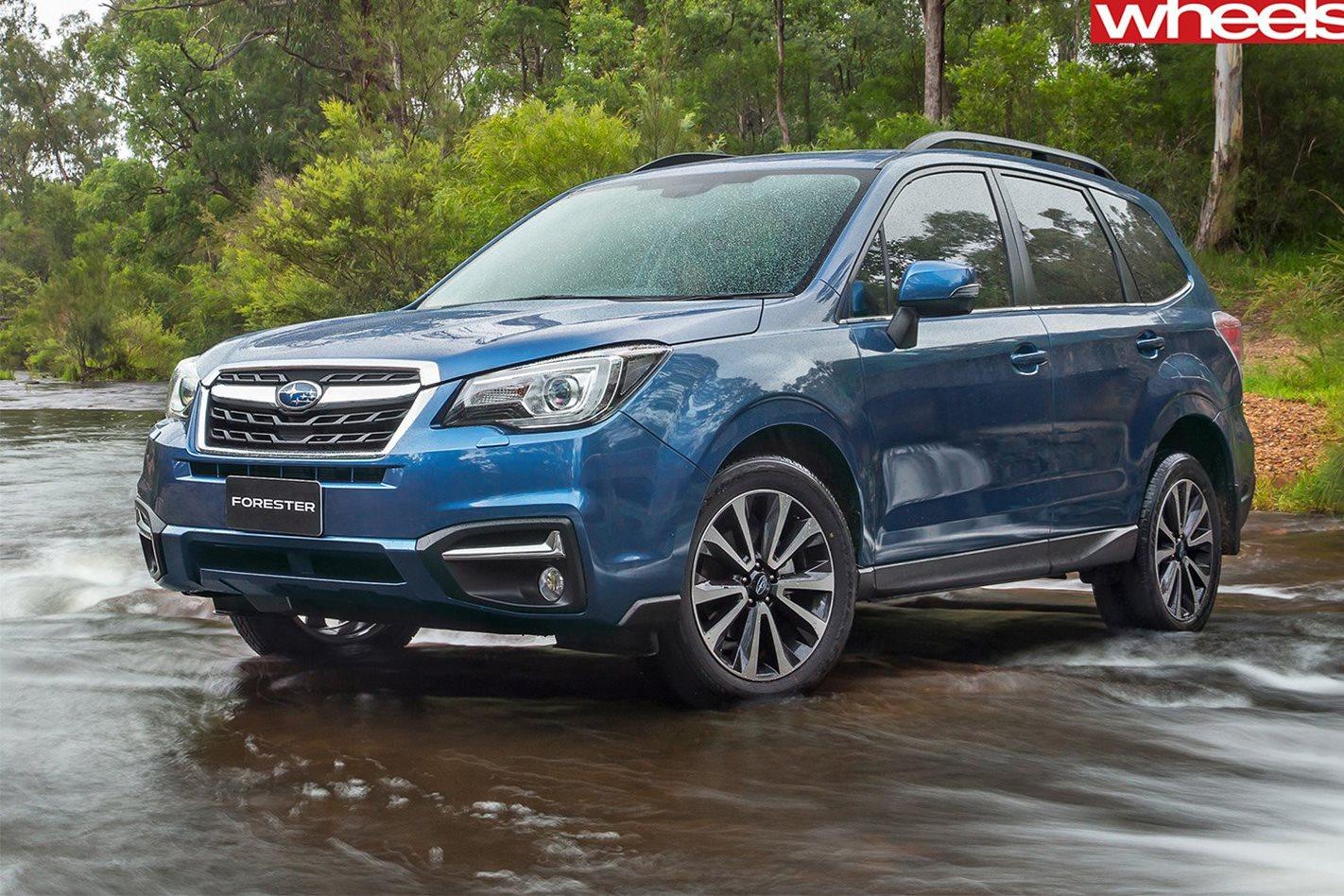 Subaru Forester Off Road >> 2016 Subaru Forester review | 4X4 Australia