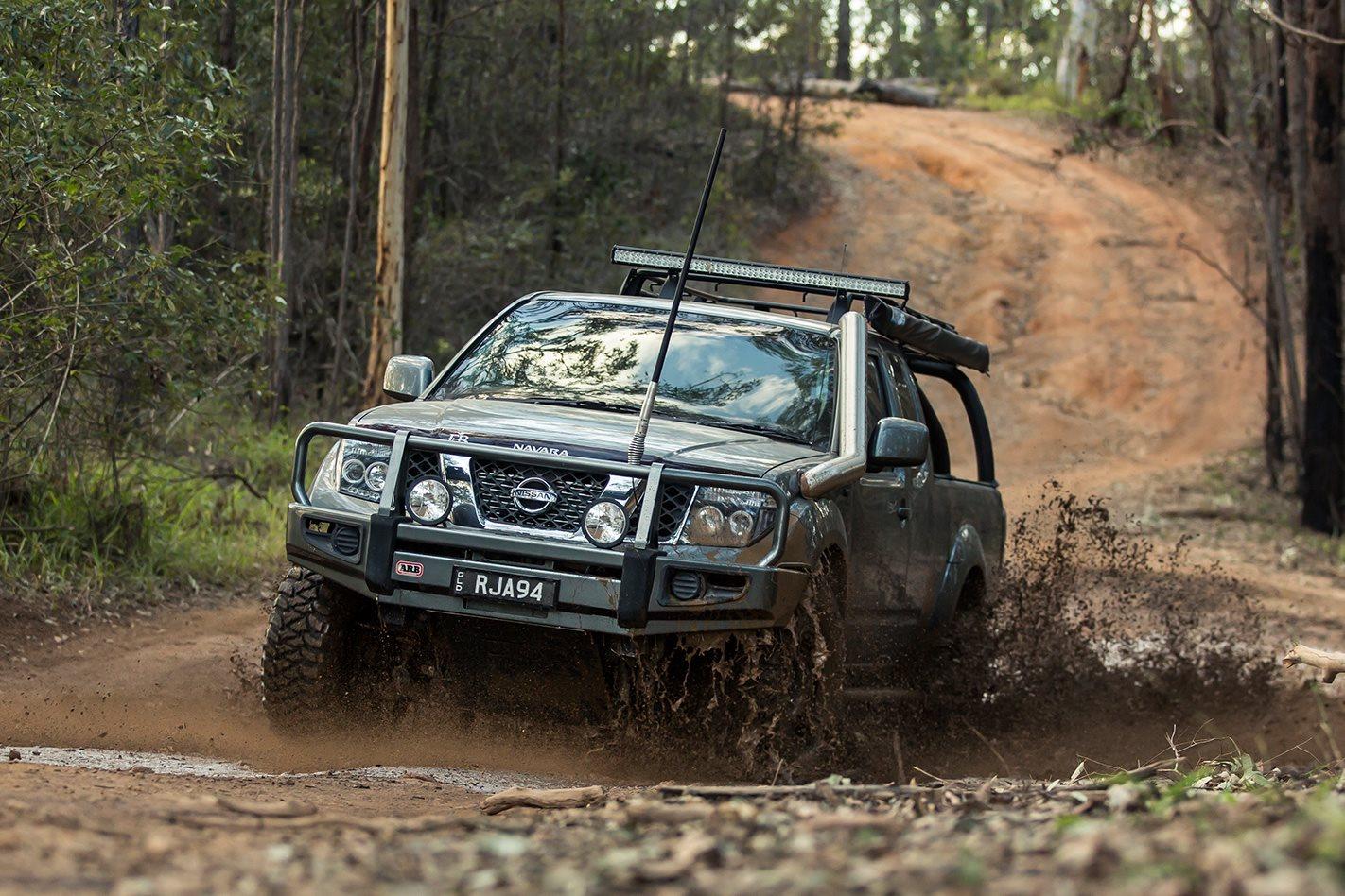 Nissan Navara D40 Custom 4x4 4x4 Australia
