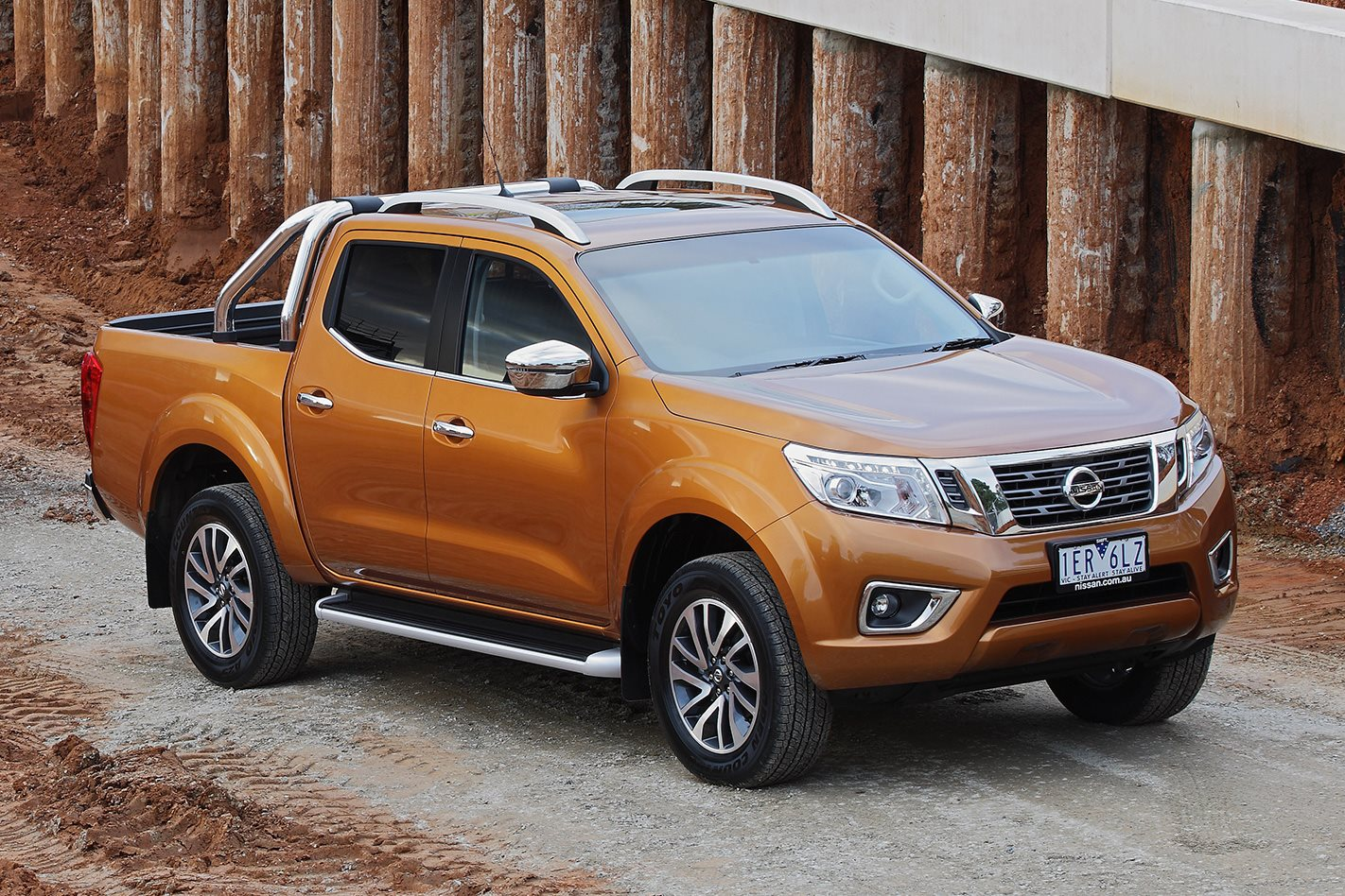2018 nissan ute. unique ute volkswagen amarok v6 engine boosted  nissan navara series ii update  expands range to 2018 nissan ute e