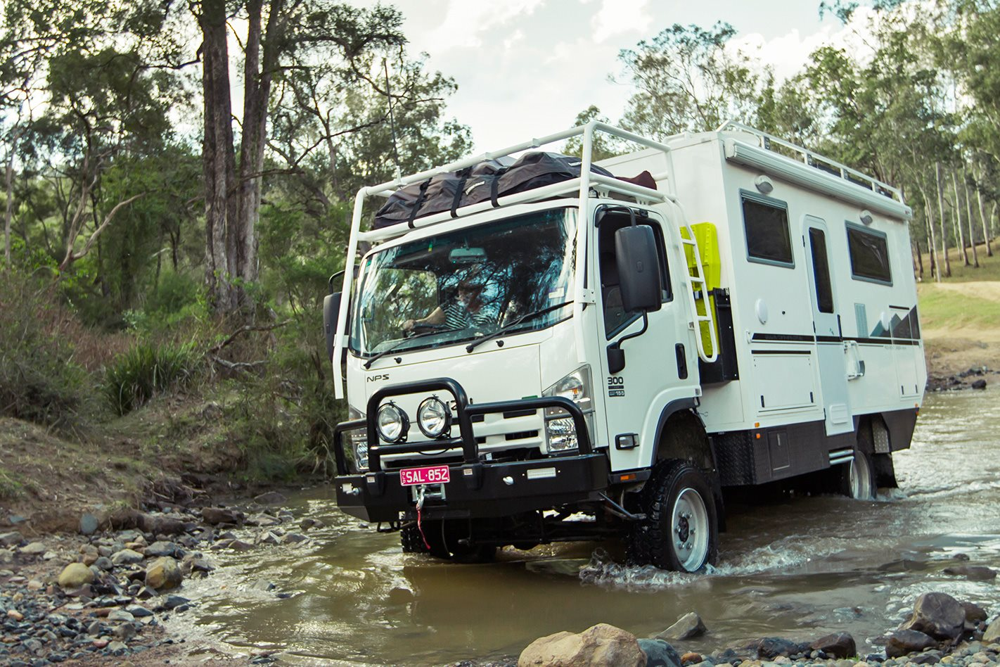isuzu slr adventurer review 4x4 australia. Black Bedroom Furniture Sets. Home Design Ideas